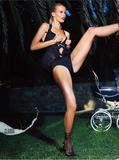 Claudia Schiffer, Eva Herzigova - Vogue 3-2009 (France) Foto 656 (Клаудия Шиффер, Ева Герцигова - Vogue 3-2009 (Франция) Фото 656)