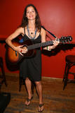 Jill Hennessy performs at Rockwood Music Hall in New York City, July 31, 2008 - 10HQ