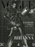 Rihanna in Vogue Magazine