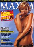 Jaime Pressly - Sexy Maxim UK shoot  7HQ April 2006