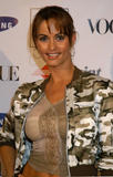 Karen McDougal - Mobile Phone Launch Party 10/15/04 (x2)