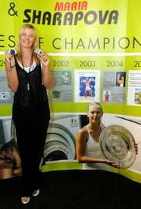 Maria Sharapova Canon