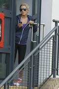 Mollie King Outside a Gym in London 16th May x23