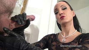 Glove Mansion: Blackmailed by horny stepmom