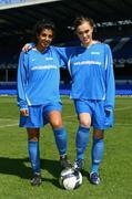 Лоуи Бэтли, фото 2. Lena Kaur & Loui Batley - Football Aid 21st May 2009, foto 2