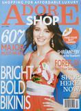 Shiri Appleby Adore Shop Magazine Cover JPhoto July 06