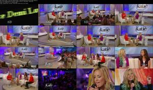 Demi Lovato - Give Your Heart A Break + Interview [Katie 09-24-12] (1080i)