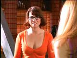 "Linda Cardellini Making Velma Sexy: Cleavage Caps From ""Scooby Doo"""