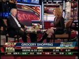 Liz Claman, Fox Business News - leggy (10-31-08)