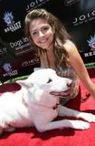 Maria Menounos shows cleavage at Dogs in Danger Celebrity Benefit