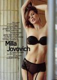 Milla Jovovich - Maxim magazine September 09