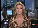 "Dorothy Lucey - cleavage on ""Good Day LA"" (9-30-08)"