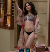 Erin Sanders in a Bikini on Melissa & Joey